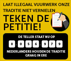 Teken de petitie